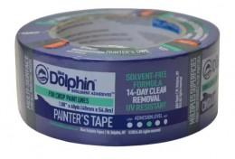 Малярная лента для деликатных поверхностей 01-1-03 Blue Dolphin