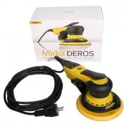 Электрическая шлиф.машинка Mirka DEROS 650CV 150mm Mirka
