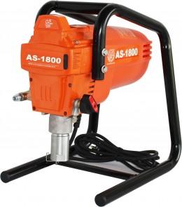 Окрасочный аппарат безвоздушный ASpro AS-1800 Aspro