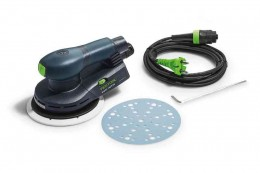 Эксцентриковая шлифовальная машинка Festool ETS EC 150/5 EQ, комплект Festool