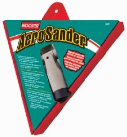 Держатель Wooster AeroSander для наждачной бумаги и пылеудаляющей ткани  Wooster