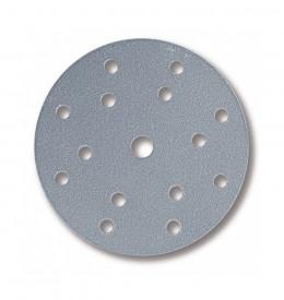Шлифовальный круг Mirka Q.SILVER 150 мм, 15 отверстий Mirka