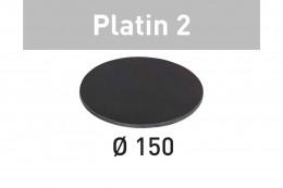 Шлифовальный круг Festool Platin 2 STF D150/0 S2000 PL2/15, 1 шт. Festool