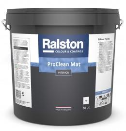 Краска Ralston ProClean Mat, матовая моющаяся Ralston