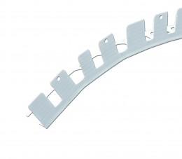 RONDO PLAC PVC 8201 ГИБКИЙ УГЛОВОЙ ПРОФИЛЬ