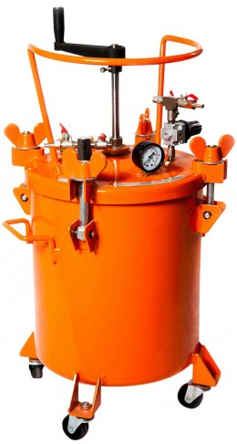 Красконагнетательный бак для краски ASpro-10LR Aspro