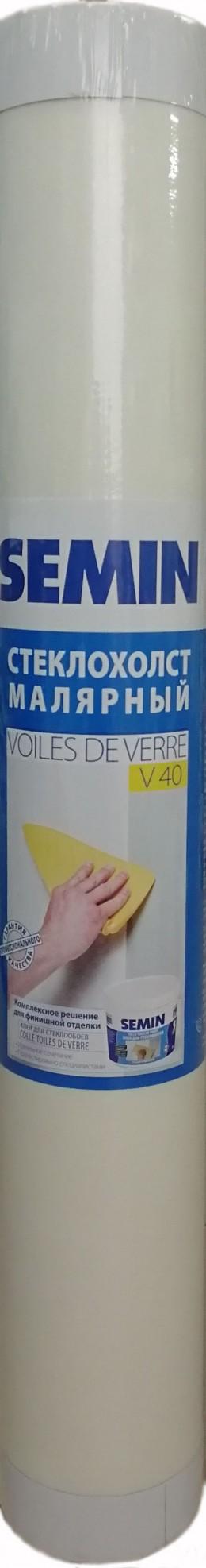 Стеклохолст малярный VOILES DE VERRE V40 Semin