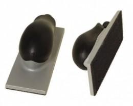 Блок шлифовальный с пылеотводом  22 отв. липучка HAND SANDING BLOCK Mirka