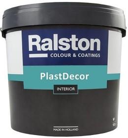 Краска Ralston PlastDecor, эластичная фасадная/интерьерная Ralston