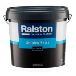 Краска Ralston Uniplex Extra, фасадная износостойкая Ralston
