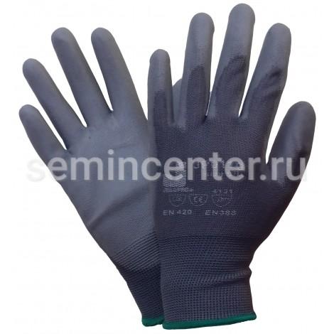 Защитные дышащие перчатки Jeta Safety с полиуретановым покрытием Jeta Pro