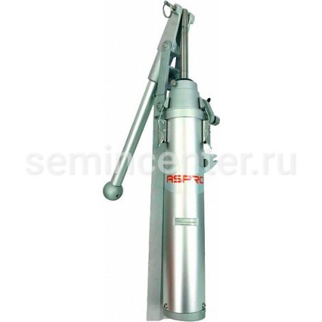 Насос для шпатлёвки ASpro CP Compound Pump With Filler, ручной поршневой Aspro